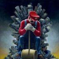 - Super Mario -